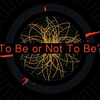 TO BE OR NOT TO BE - THAT'S THE QUESTION